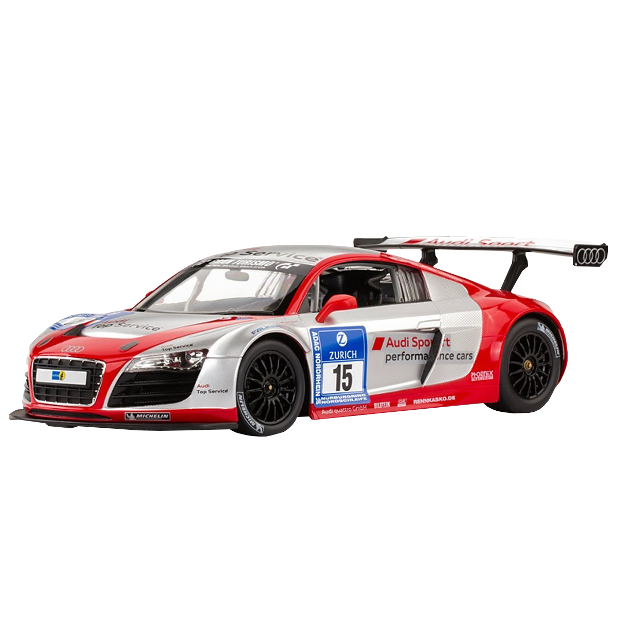Radio Control Audi R8 Racing Car
