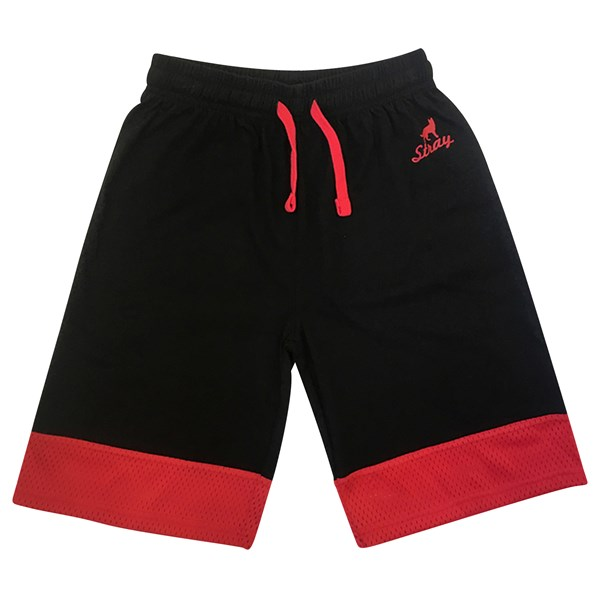 Stray Boys Natto Panelled Shorts|Clothing|Home Direct NZ